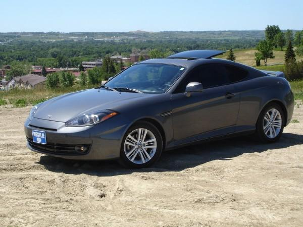 Another Ammolord 2007 Hyundai Tiburon post... - 13310055