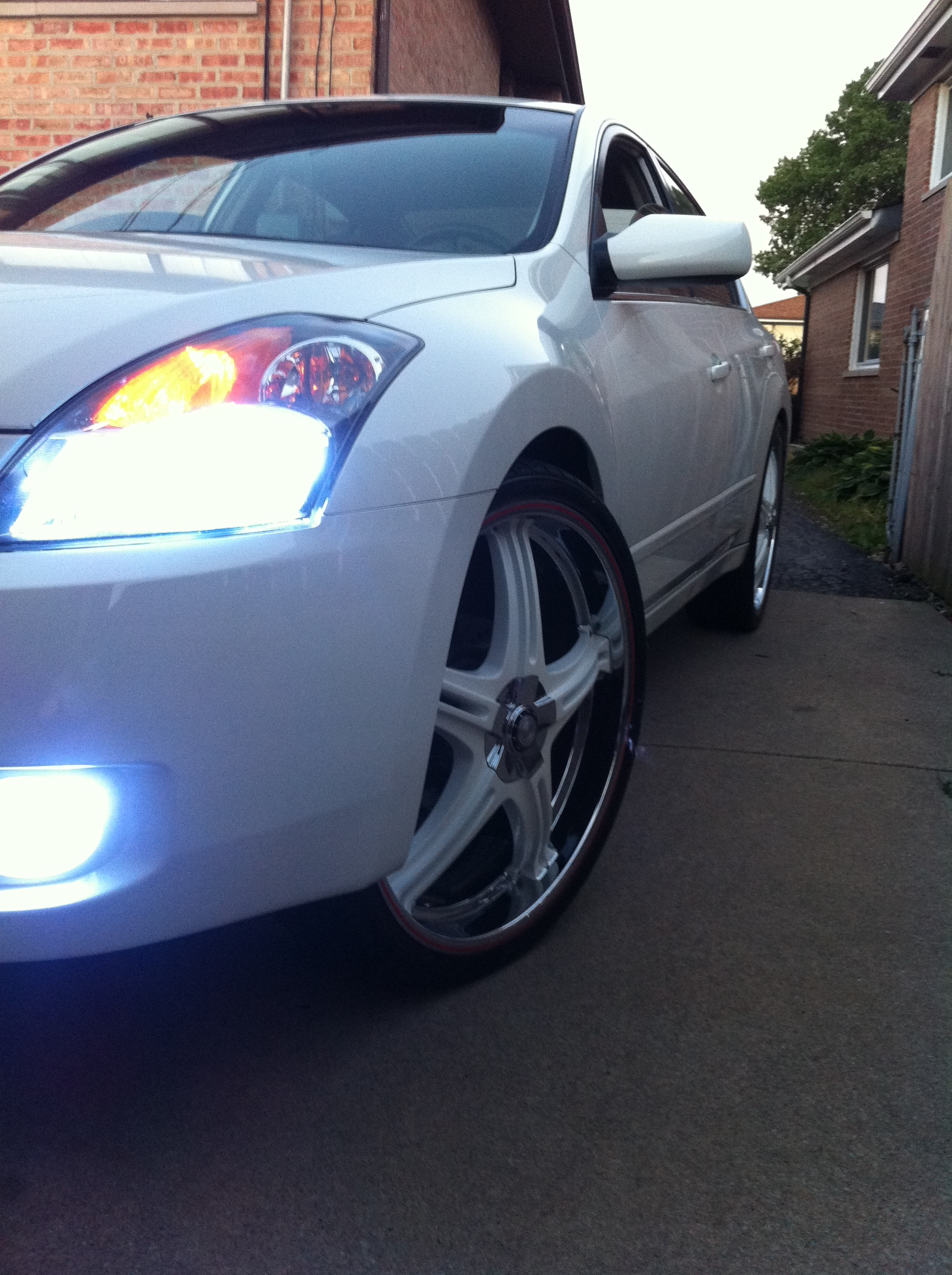 Another hoxiecapos 2008 Nissan Altima post... - 13312968