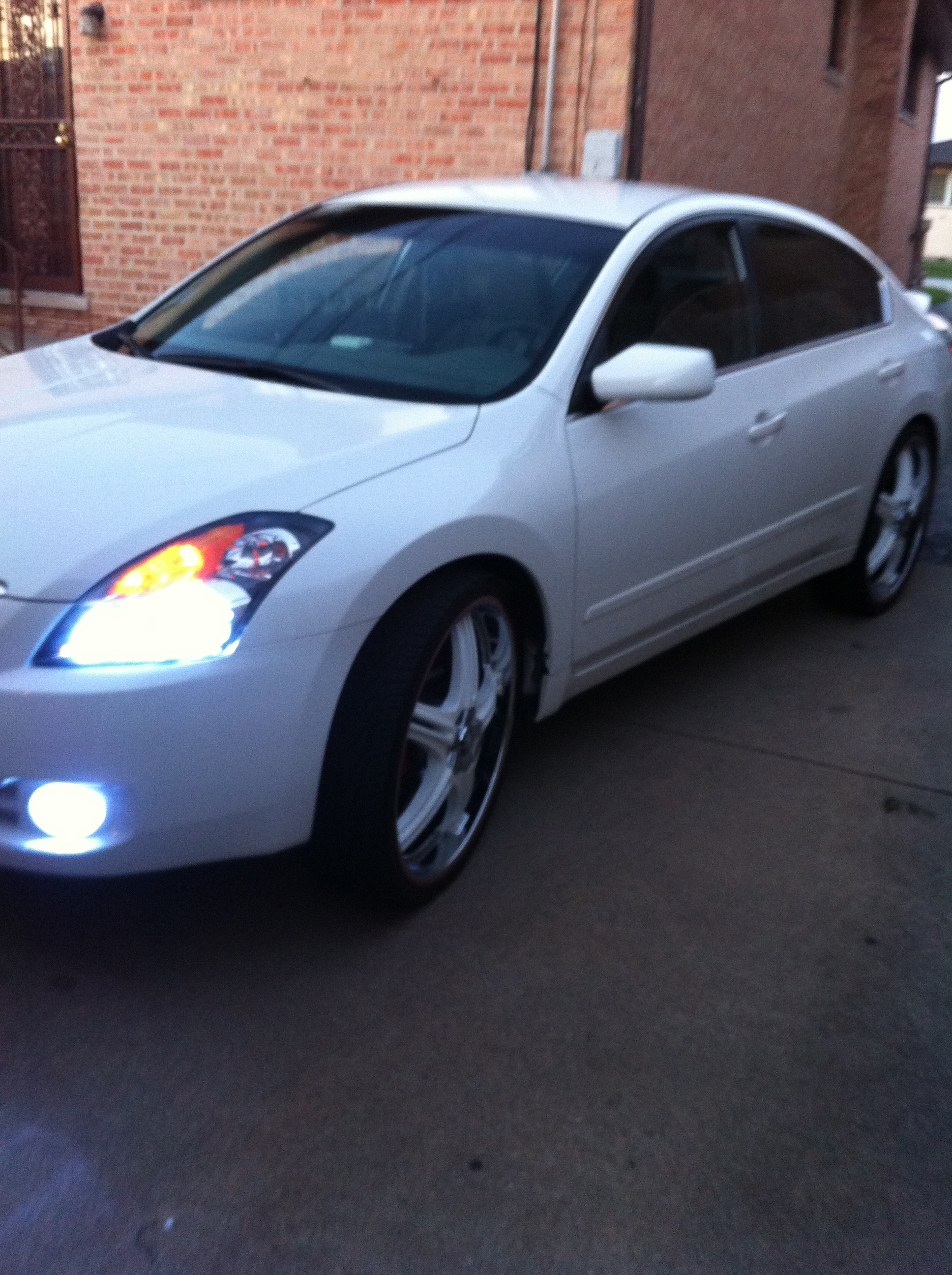 Another hoxiecapos 2008 Nissan Altima post... - 13312969