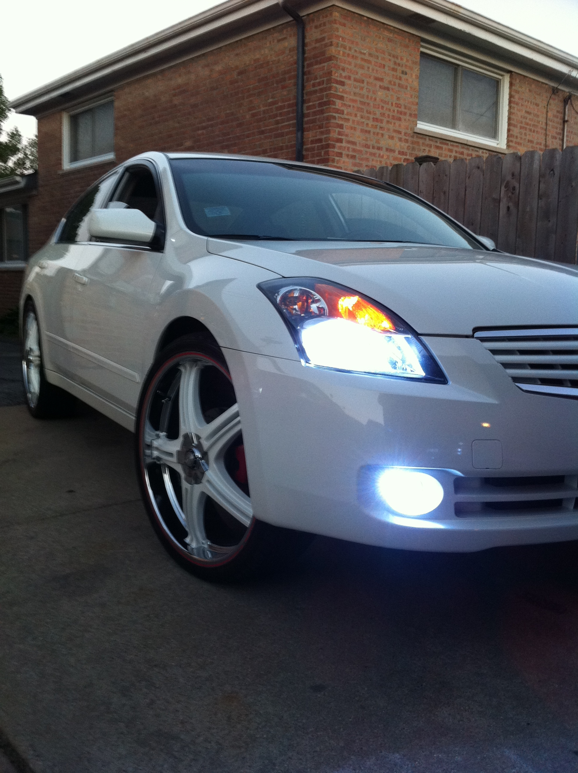 Another hoxiecapos 2008 Nissan Altima post... - 13312970