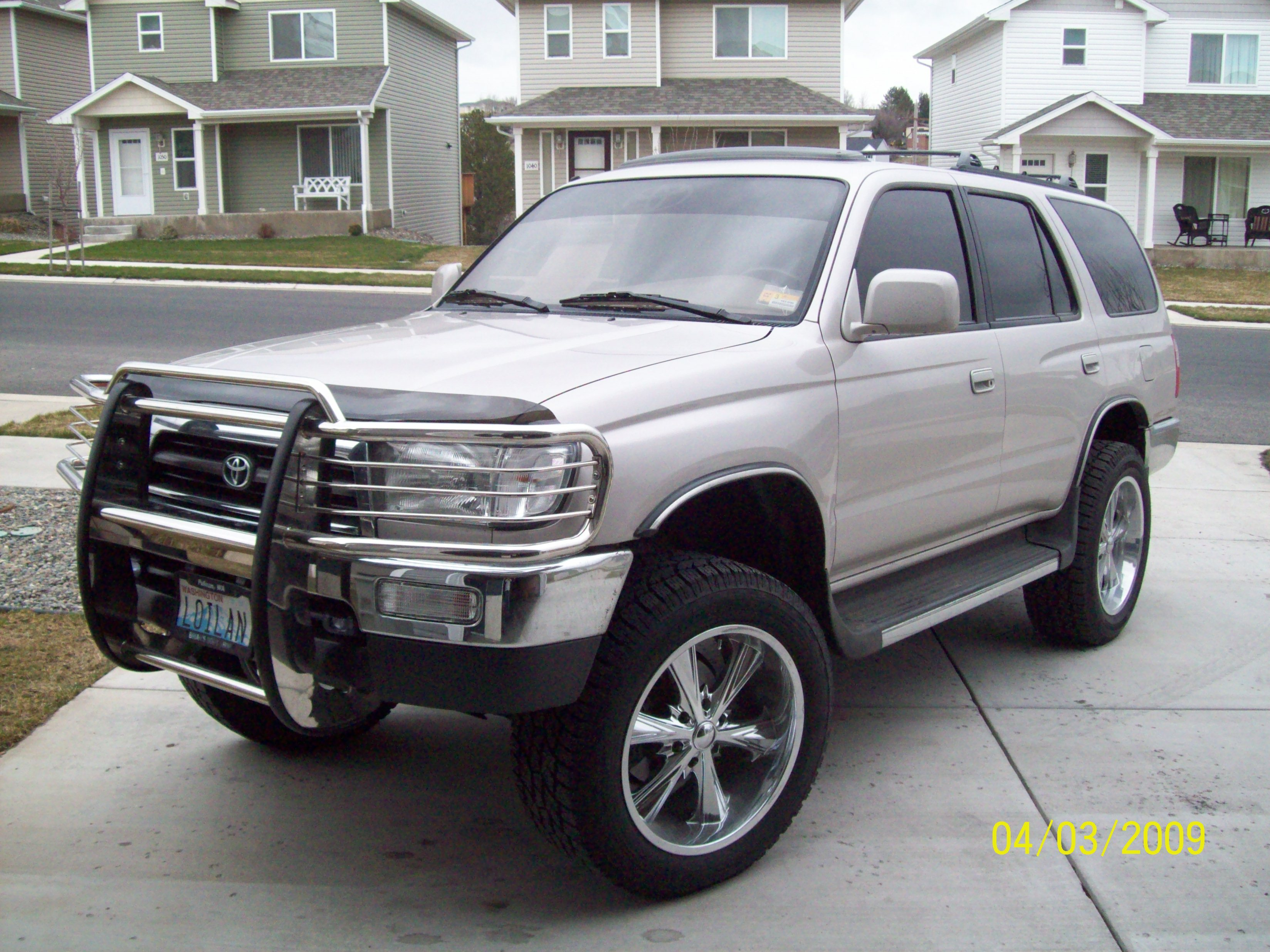 kevboy3 1998 toyota 4runner specs photos modification. Black Bedroom Furniture Sets. Home Design Ideas