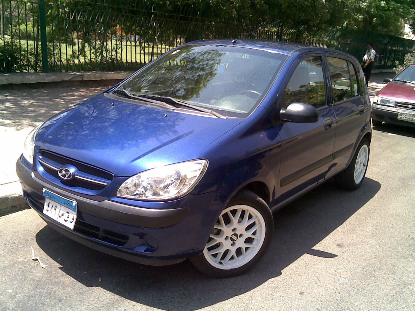 medward 2008 hyundai getz specs photos modification info at cardomain. Black Bedroom Furniture Sets. Home Design Ideas