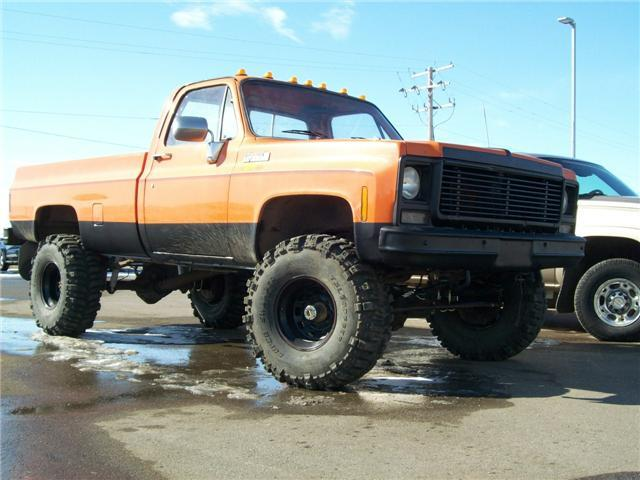 AgentDanger's 1980 GMC 3/4 Ton