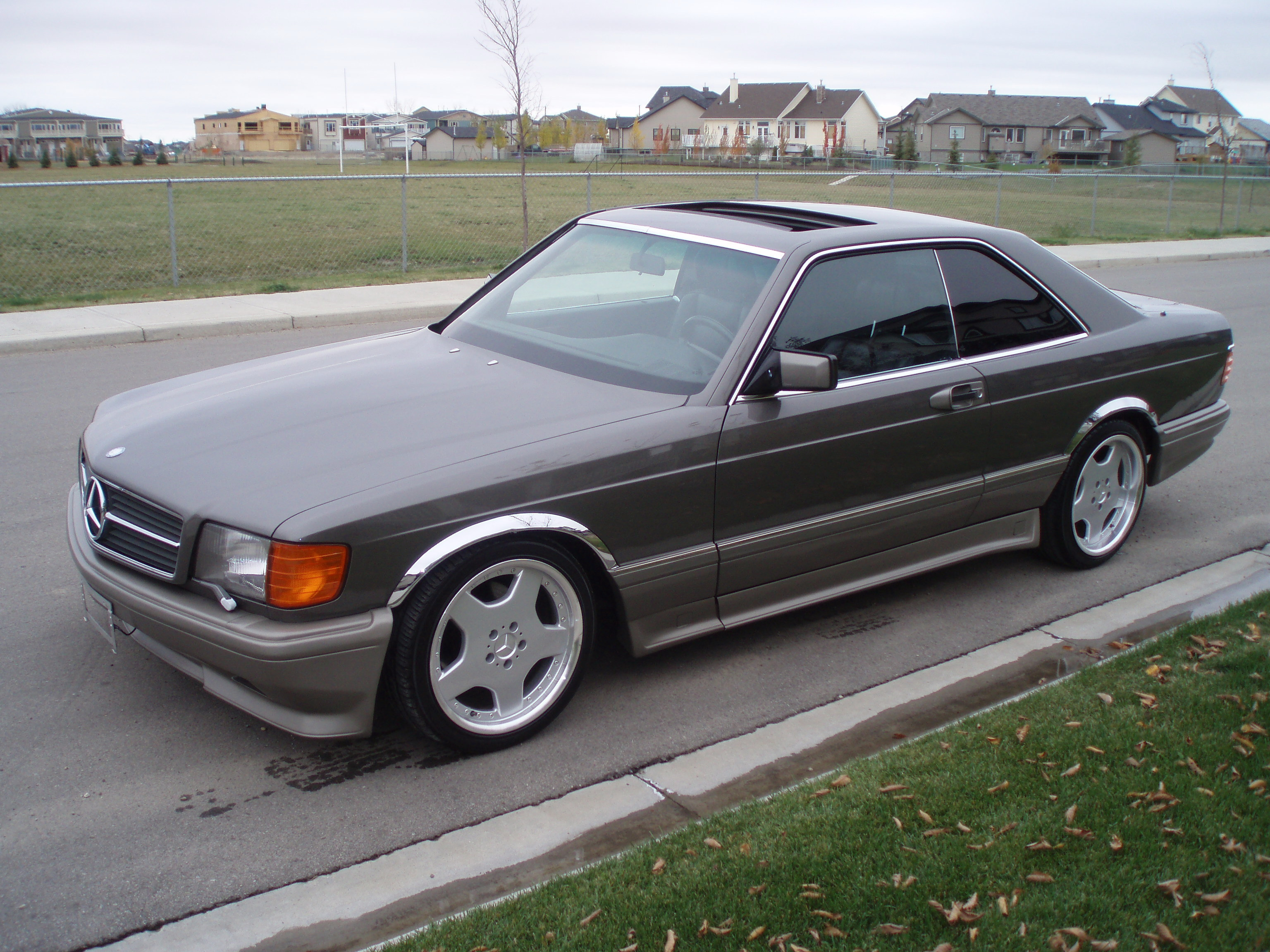 Another conosur_ca 1991 Mercedes-Benz 560SEC post... - 13311378