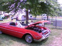 Freds68cougars 1962 Ford Thunderbird