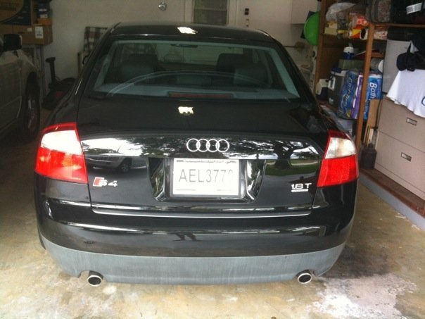 Another andy72184 2002 Audi A4 post... - 13317601