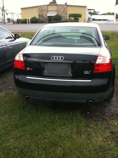 Another andy72184 2002 Audi A4 post... - 13317606