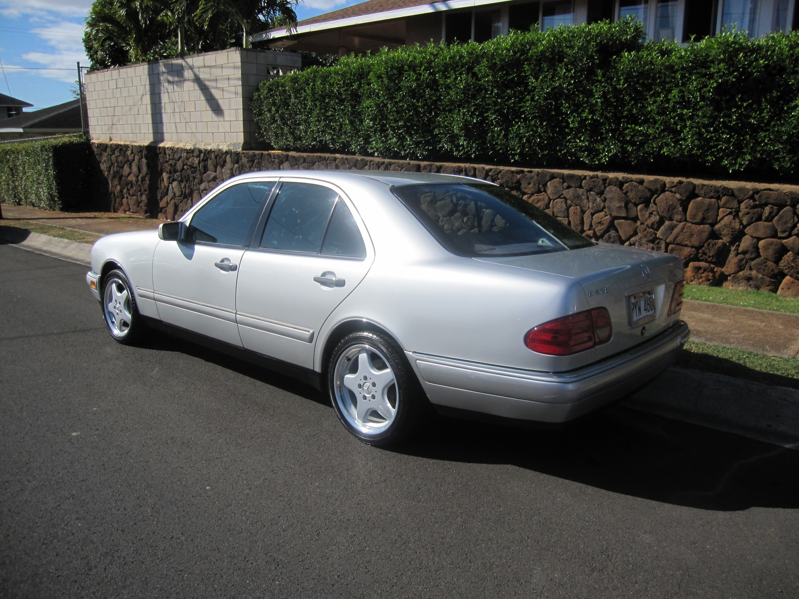 Mic3mic3 39 s 1997 mercedes benz e class in honolulu hi for 1997 mercedes benz e class