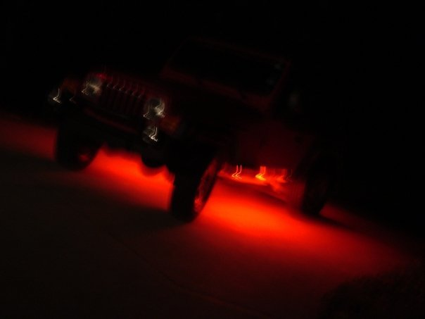 redJeep2 2003 Jeep Wrangler 13315430