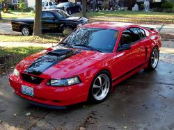 NXMACHs 2004 Ford Mustang