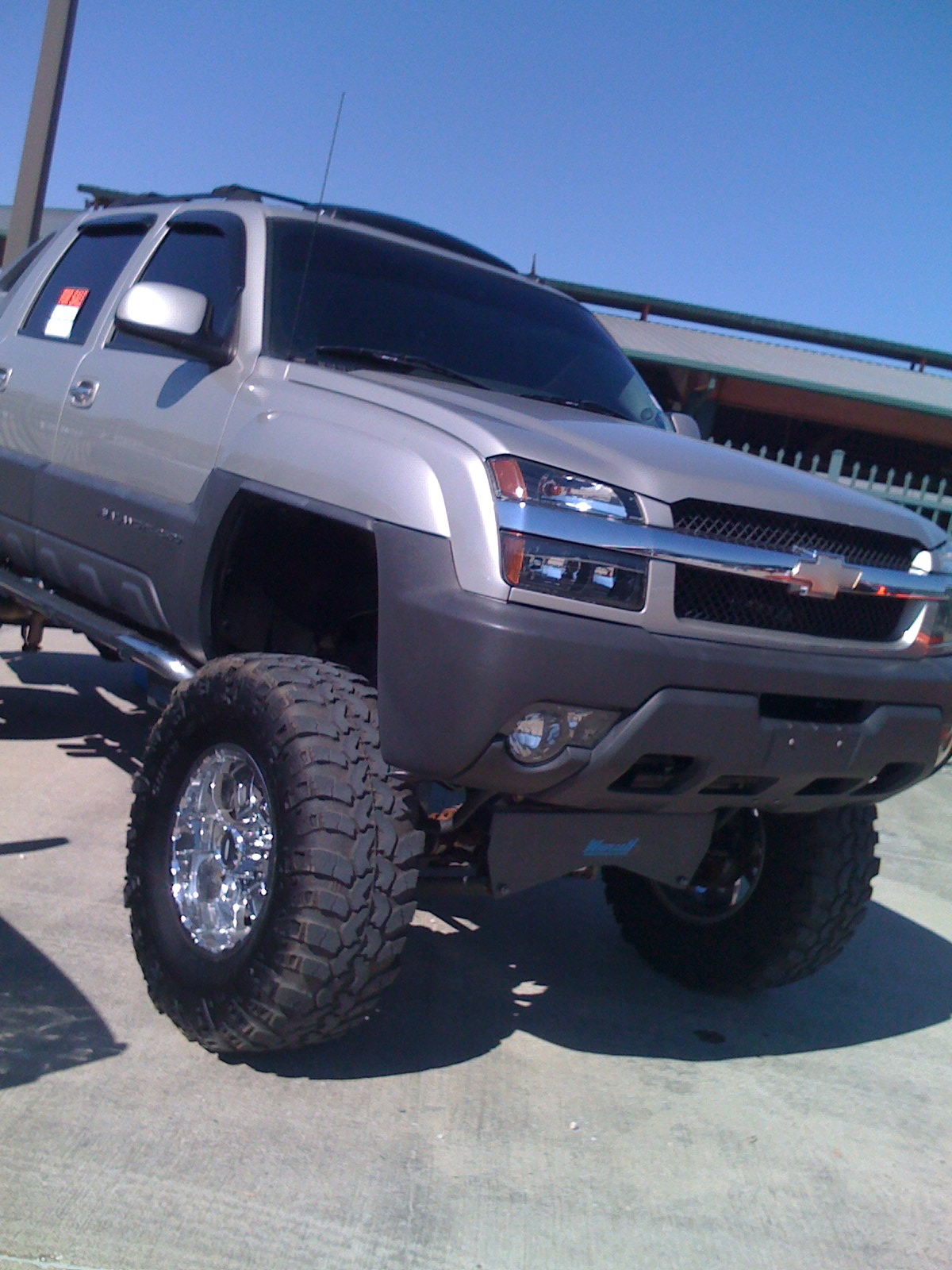 f150dubs 2004 Chevrolet Avalanche Specs Photos Modification Info