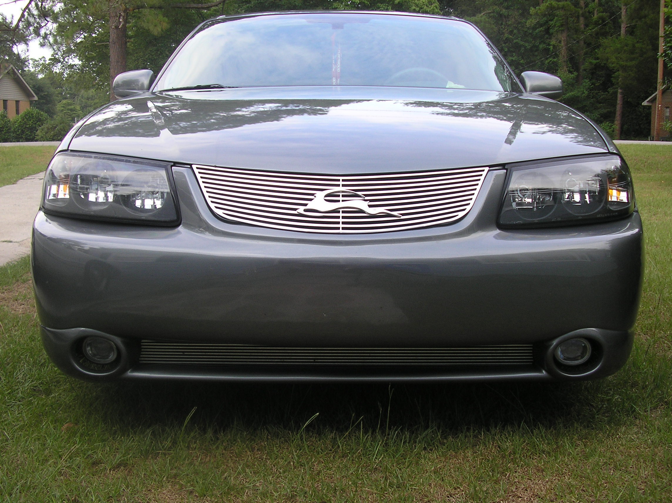msw363 2005 Chevrolet Impala Specs Photos Modification Info at