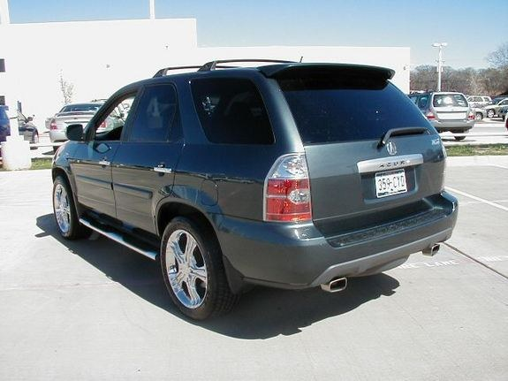Advanceride 2005 Acura Mdx Specs Photos Modification