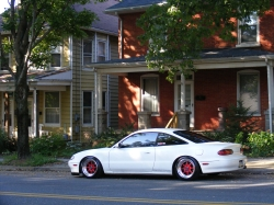 Zoopremes 1993 Mazda MX-6