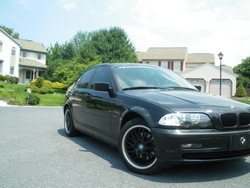 mpsbeems 2001 BMW 3 Series