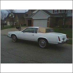 coolcam20s 1984 Cadillac Eldorado