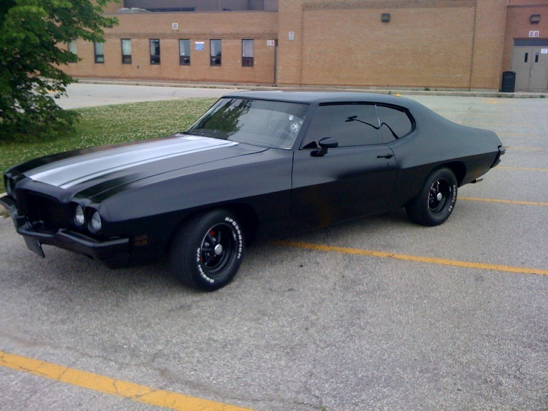 1972 pontiac le mans - photo #2