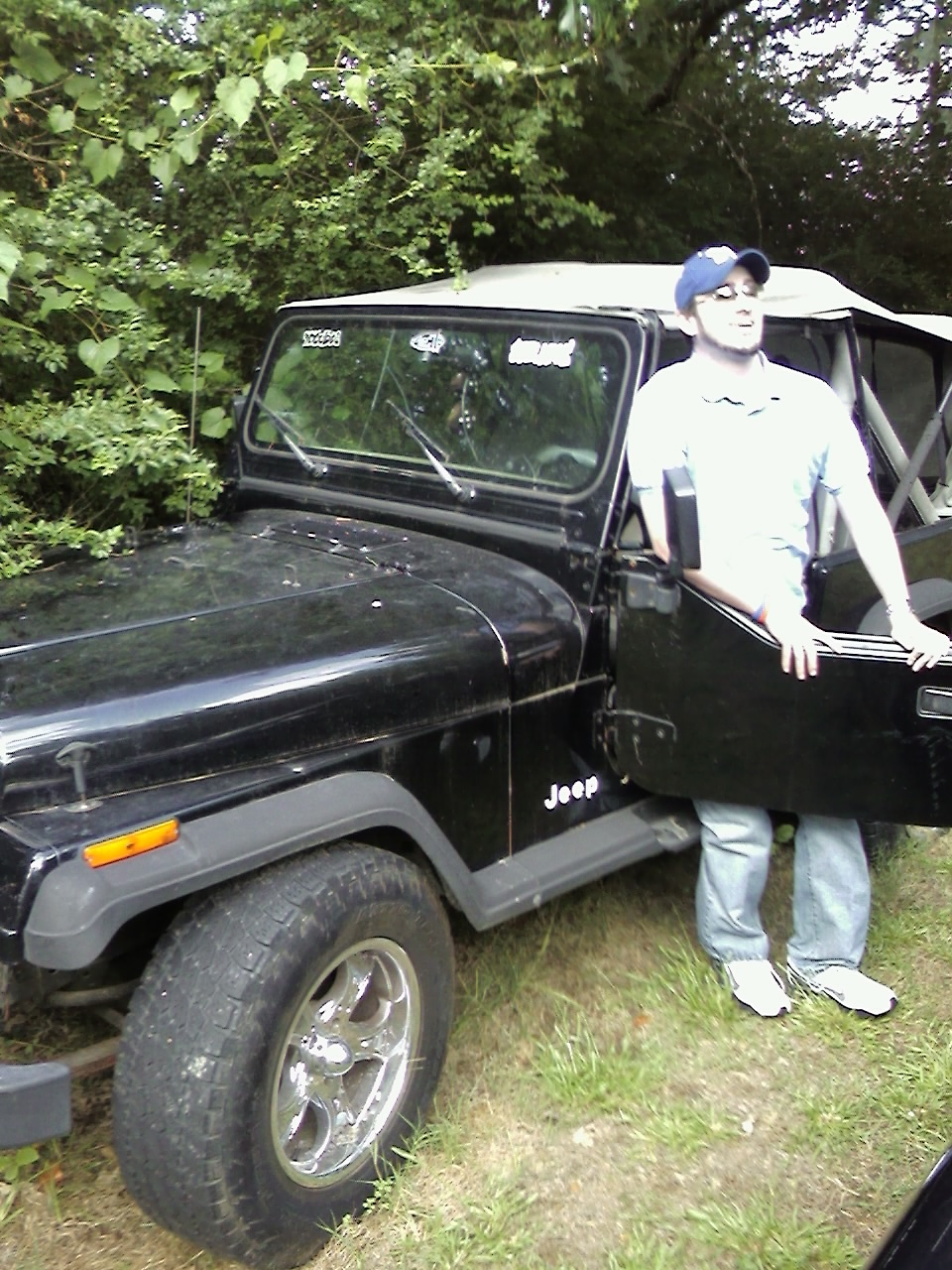 oct2585's 1990 Jeep Wrangler