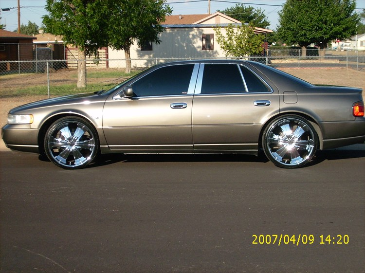 stscrawlinon22s 39 s 2000 cadillac sts in infinite nm. Black Bedroom Furniture Sets. Home Design Ideas