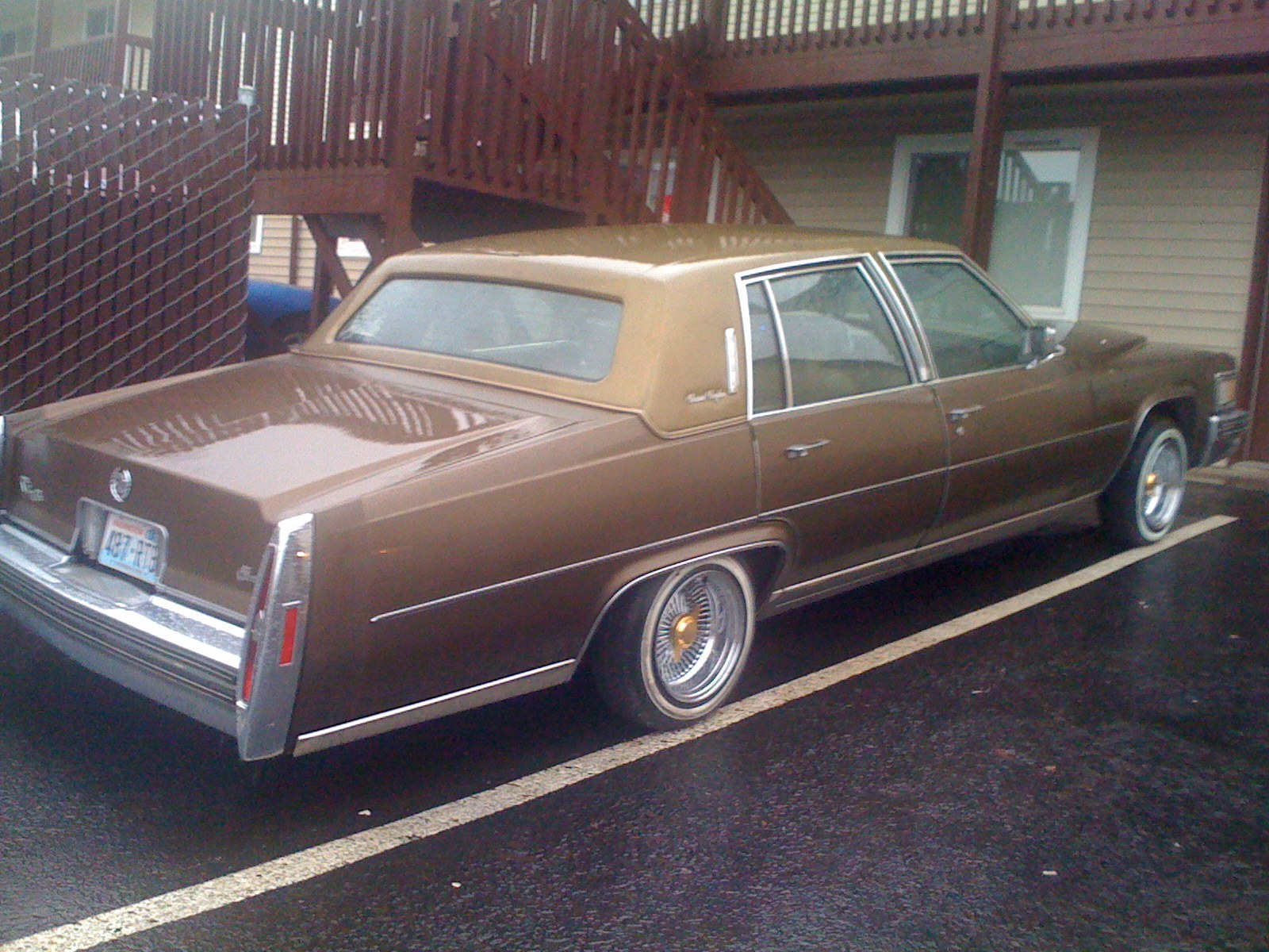 Another OGLBM 1979 Cadillac Fleetwood post... - 13318007