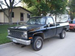 chevylover1986s 1984 GMC Sierra (Classic) 1500 Regular Cab