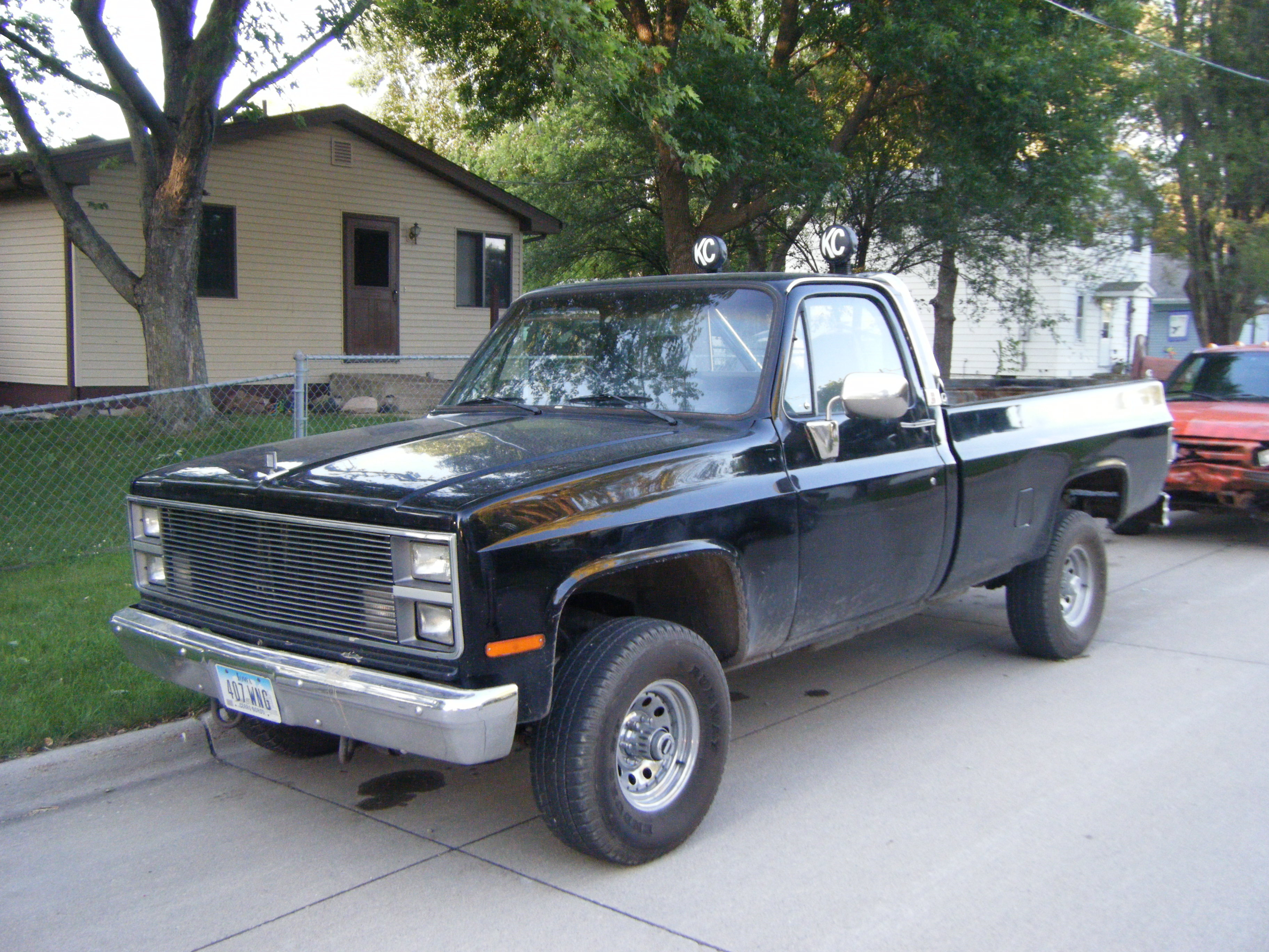 1984 Gmc Sierra Classic Wiring Diagram : Chevy k wiring diagram get free image about