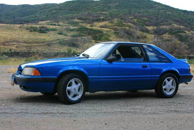 Another 7_Zero 1988 Ford Mustang post... - 13333990