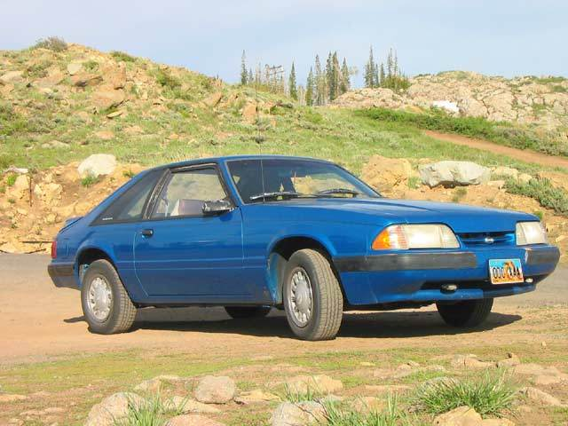 Another 7_Zero 1988 Ford Mustang post... - 13333993
