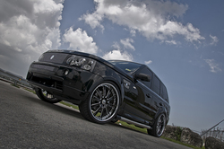 CORWheelss 2009 Land Rover Range Rover Sport