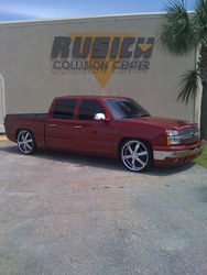 Betsy-Roses 2005 Chevrolet Silverado 1500 Regular Cab