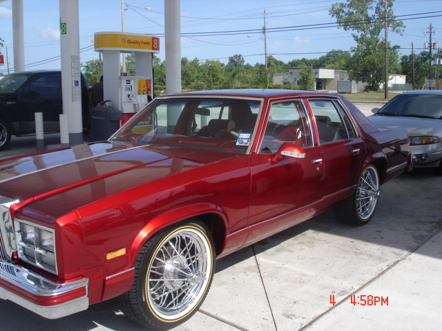 Another RIDIN4Z 1977 Oldsmobile Delta 88 post... - 13320384