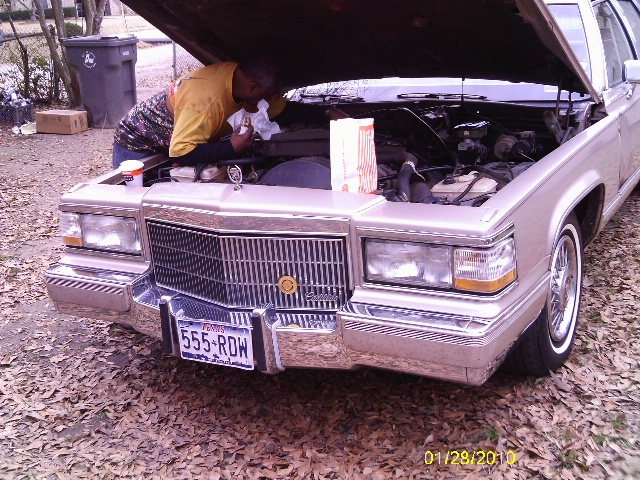 Another RIDIN4Z 1977 Oldsmobile Delta 88 post... - 13320415