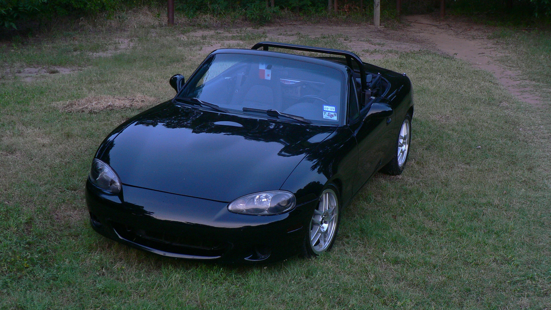 autobahnkonig 1999 mazda miata mx 5 specs photos. Black Bedroom Furniture Sets. Home Design Ideas