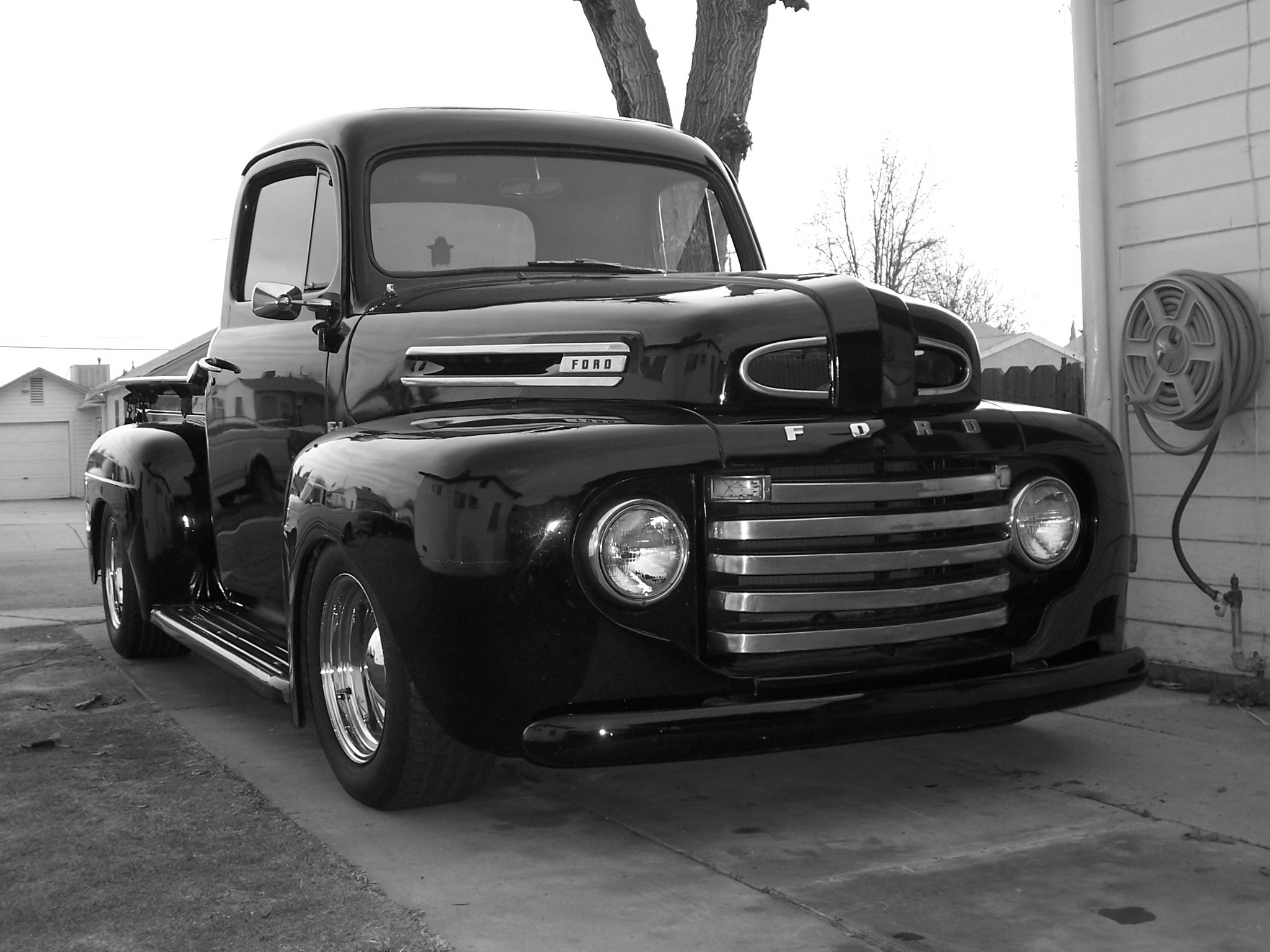 kennyw49's 1949 Ford F150 Regular Cab