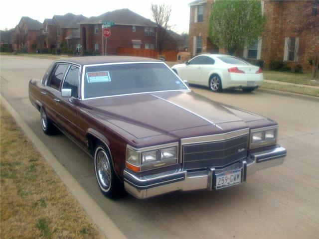 TheSabre96 1984 Cadillac DeVille Specs, Photos, Modification Info at