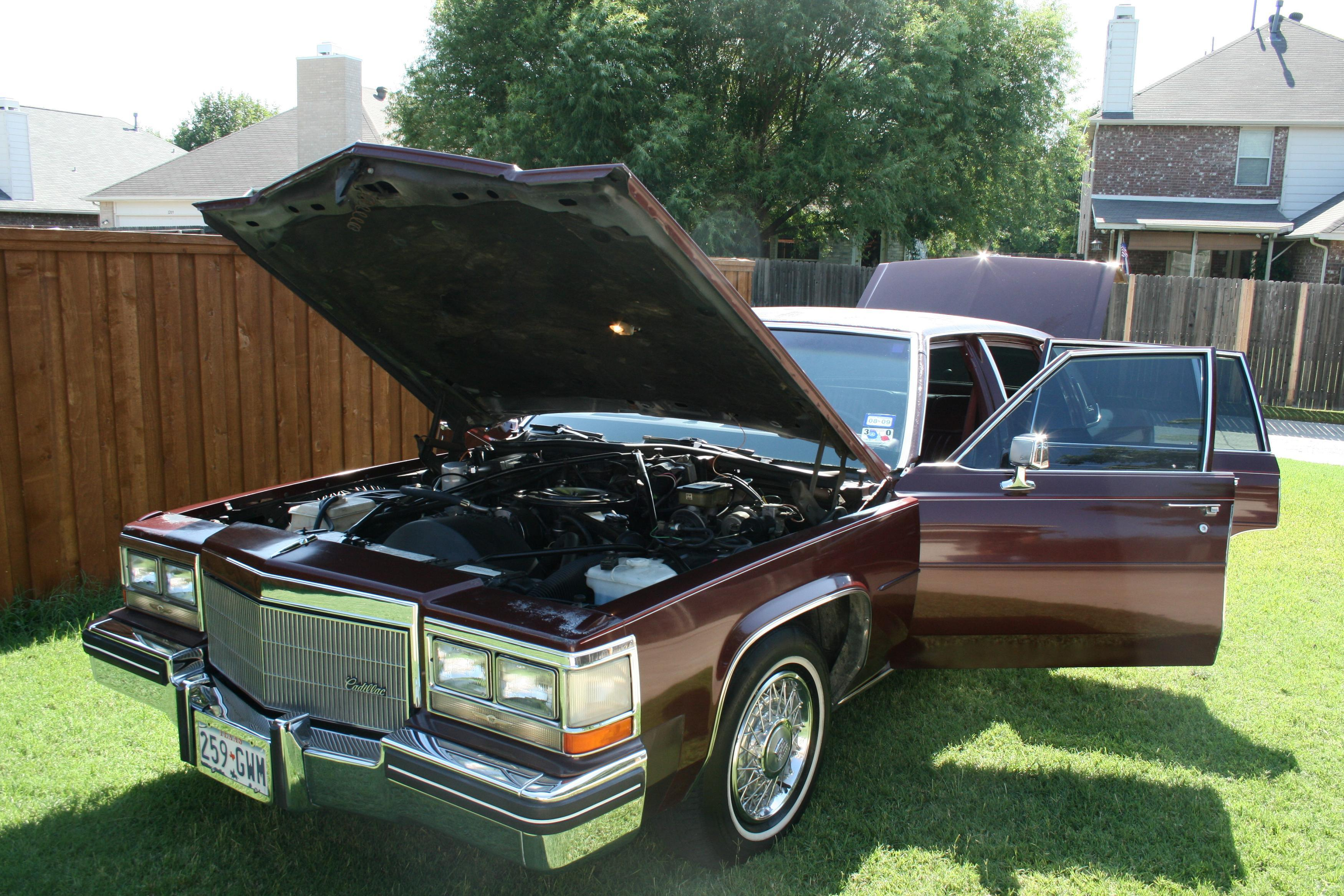 Another TheSabre96 1984 Cadillac DeVille post... - 13320957