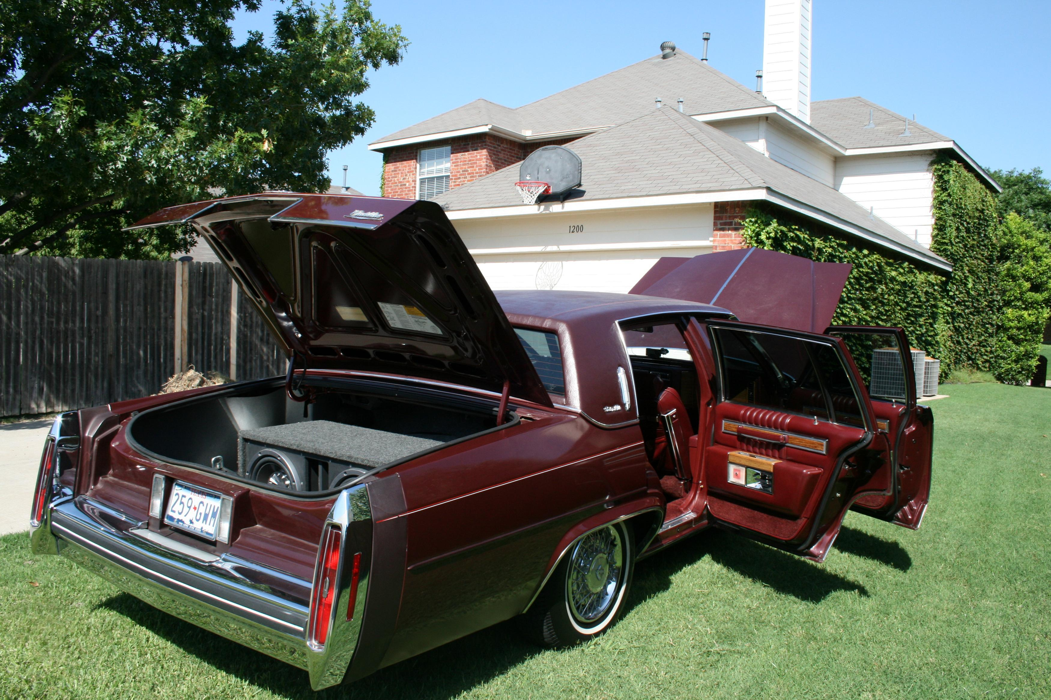 Another TheSabre96 1984 Cadillac DeVille post... - 13320959