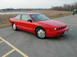 THEW1SE0NE 1993 Oldsmobile Cutlass Supreme