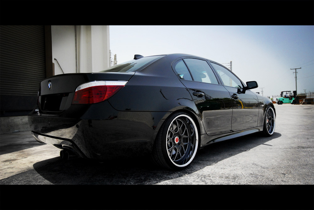 TeamSV1Forged 2008 BMW 5 Series 33579610005 Original