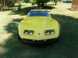 spears1s 1976 Chevrolet Corvette
