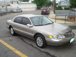 SlyContinental 1999 Lincoln Continental