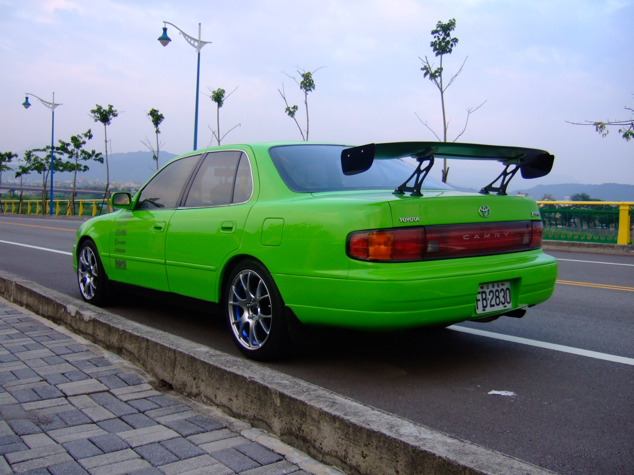 Another limegreenTRD 1992 Toyota Camry post... - 13321947