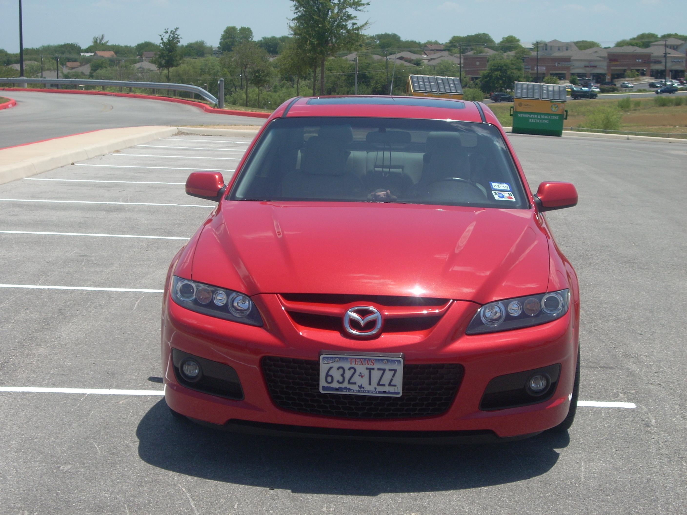 Another crazyleggs 2006 Mazda MAZDA6 post... - 13324281