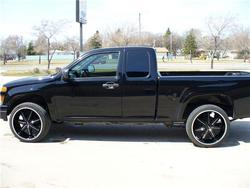 SWTDRMSs 2007 Chevrolet Colorado Regular Cab