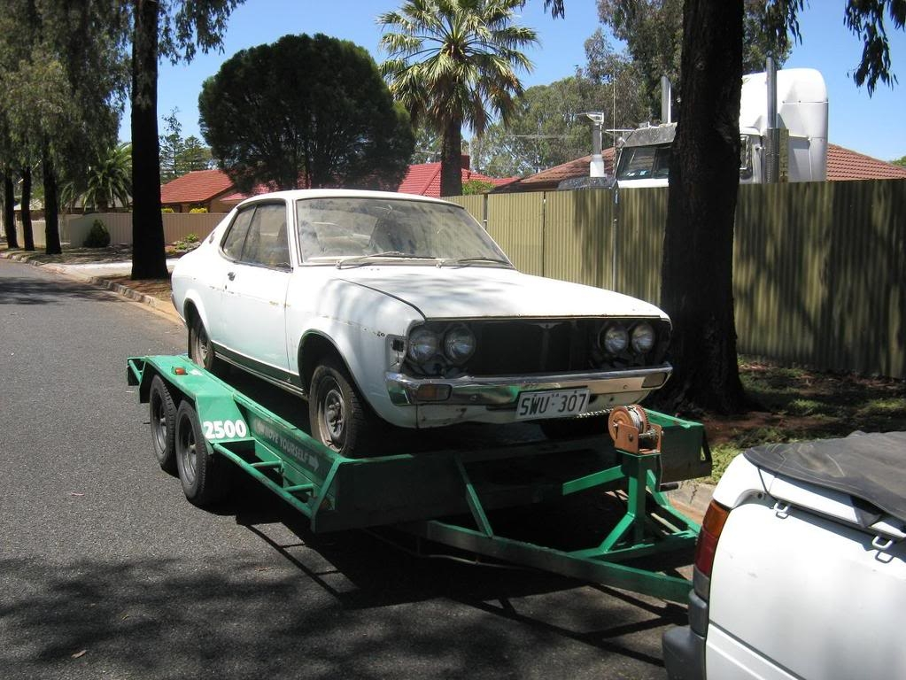 Another AussieCoupe 1975 Mitsubishi Galant post... - 13463262