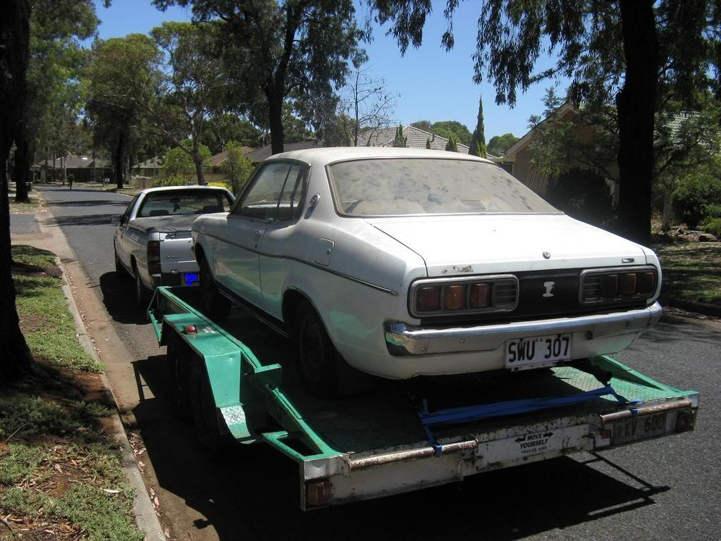 Another AussieCoupe 1975 Mitsubishi Galant post... - 13463263