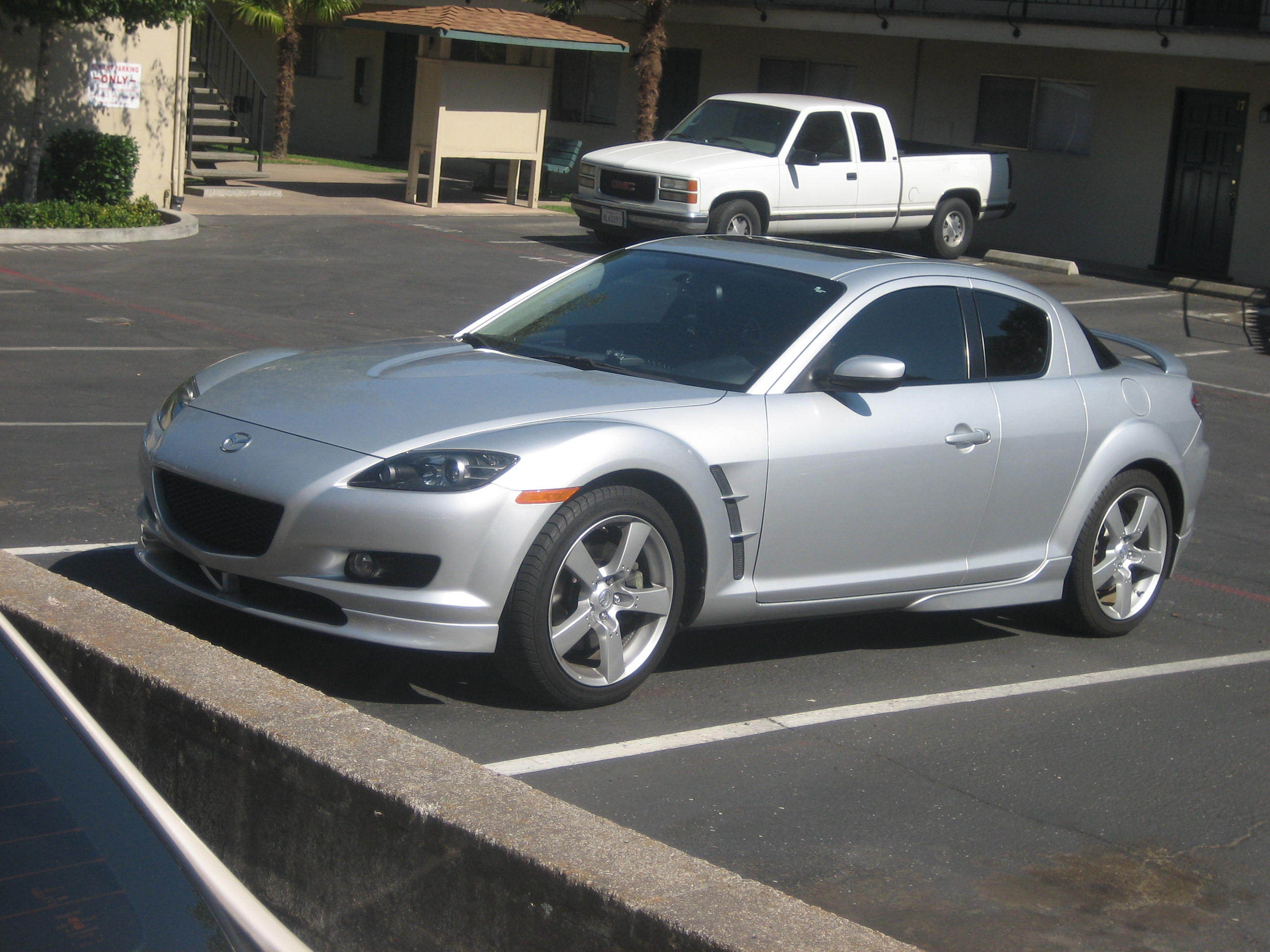 ryanlago 2004 mazda rx 8 specs photos modification info. Black Bedroom Furniture Sets. Home Design Ideas