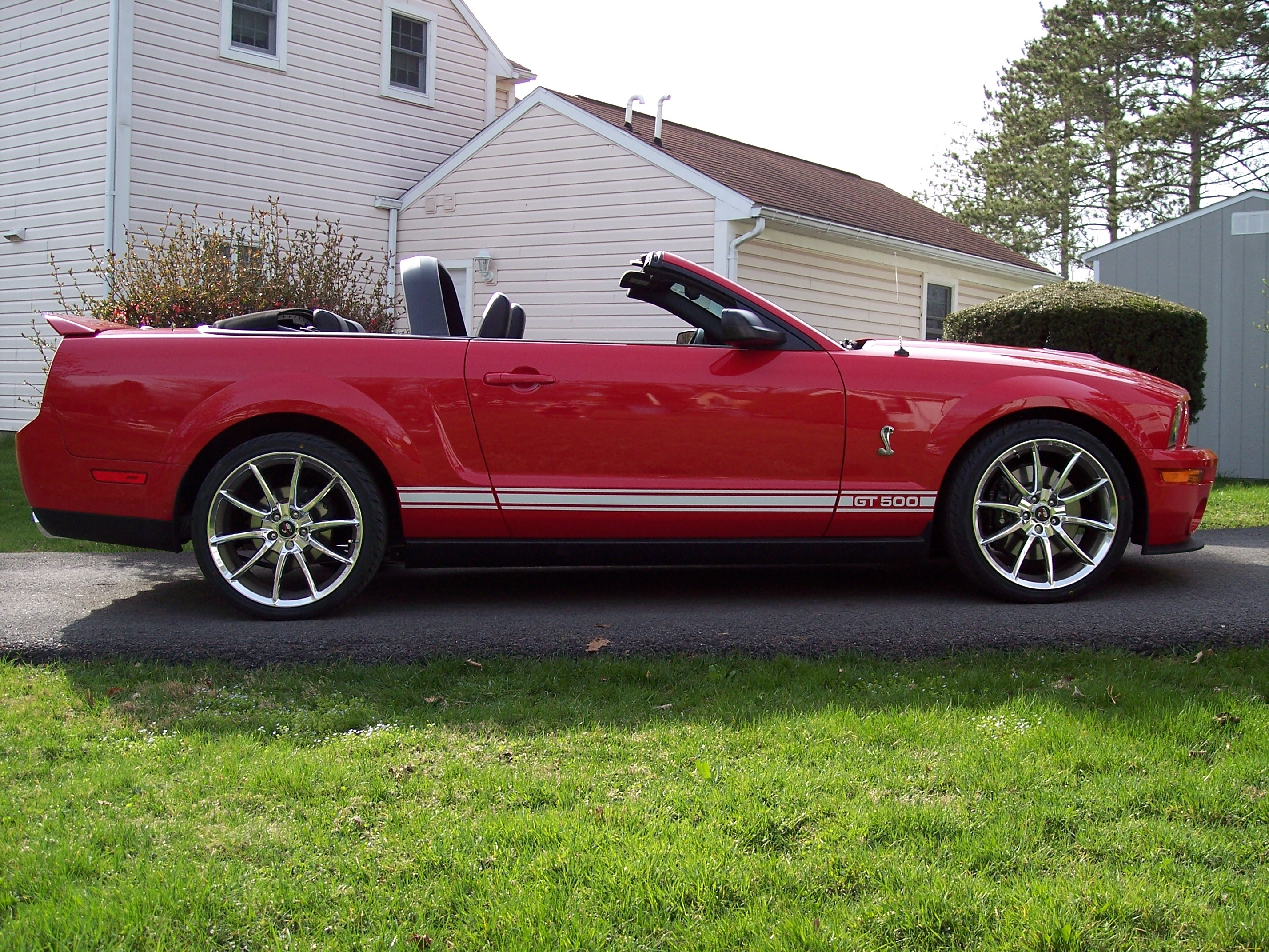 Another jas03ms 2008 Ford Mustang post... - 13321550