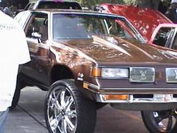 dwnsouth985s 1984 Oldsmobile Cutlass Supreme