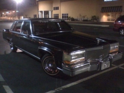 ProjectFleetwoods 1989 Cadillac Fleetwood